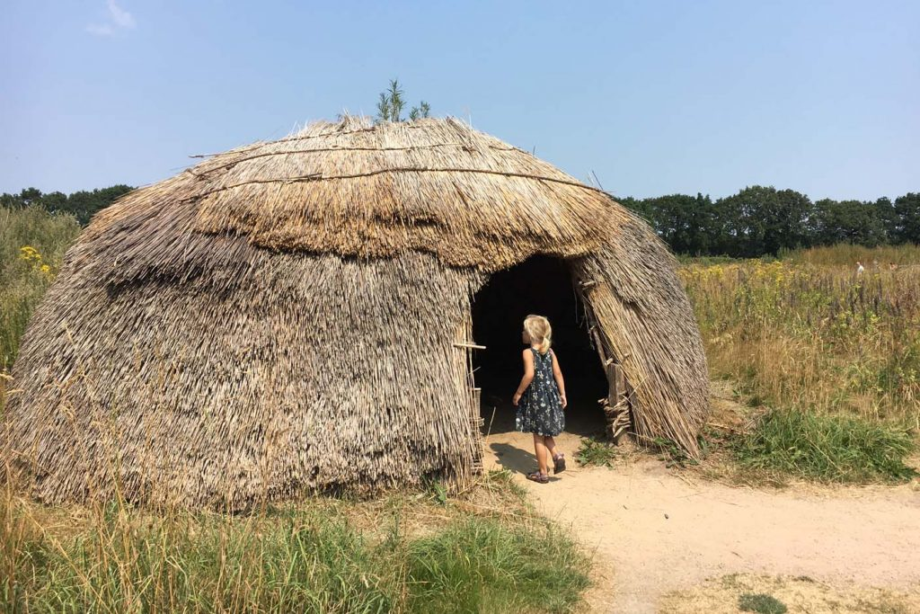openluchtmusea in nederland borger