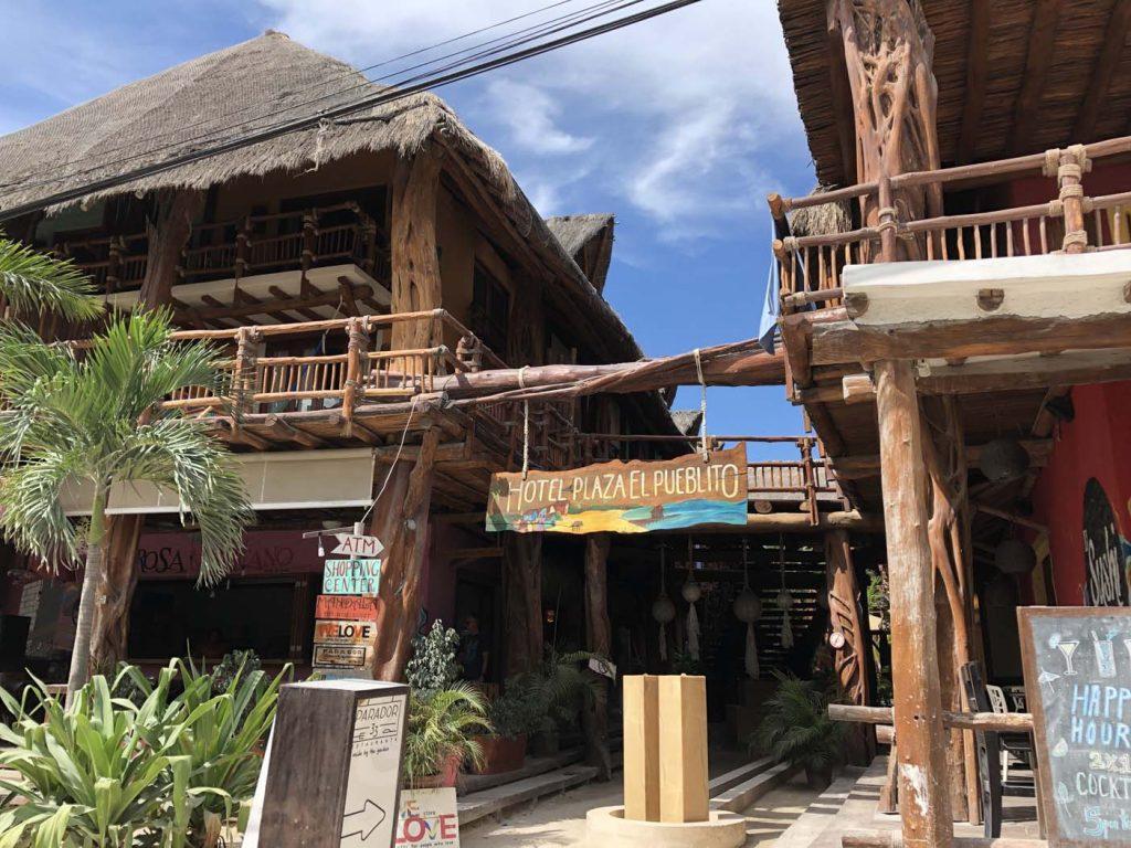 Kindvriendelijk hotel Isla Holbox