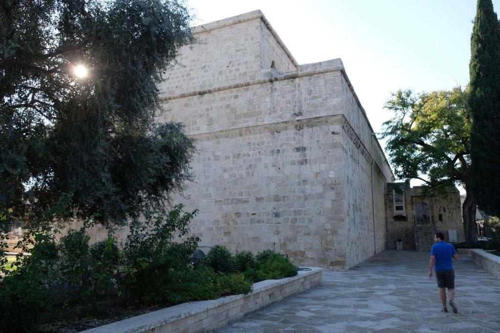 bezienswaardigheden Limassol kasteel