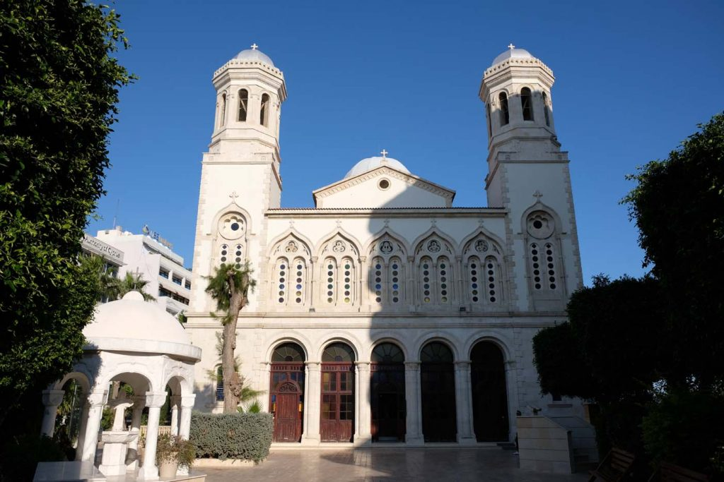 Agia Napa Kathedraal limassol
