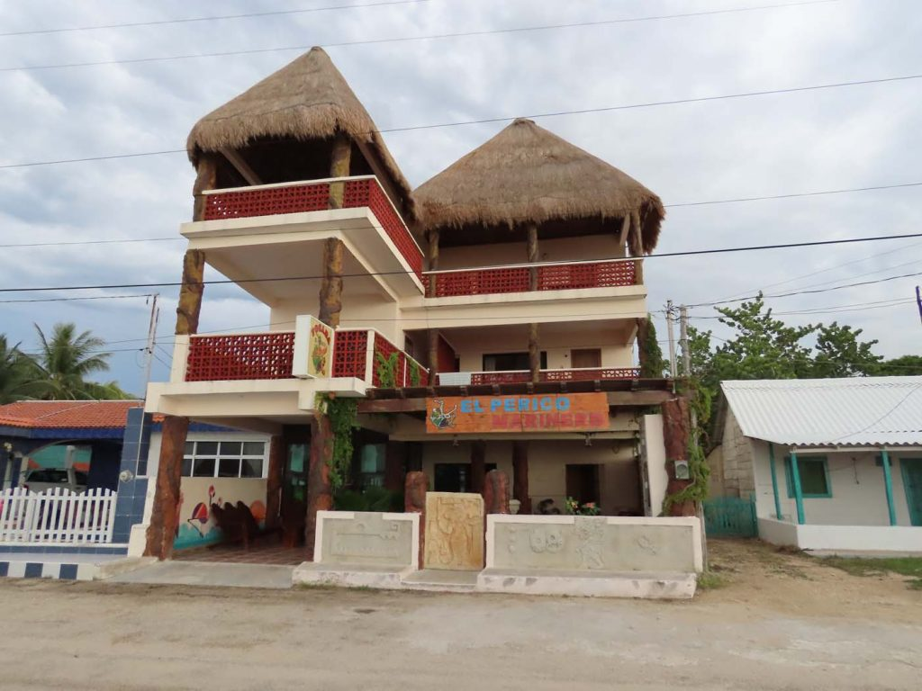 Kindvriendelijk hotel Rio Lagartos