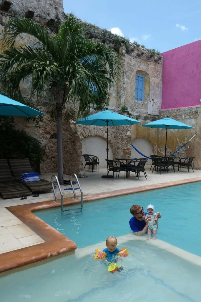 Kindvriendelijk hotel mexico