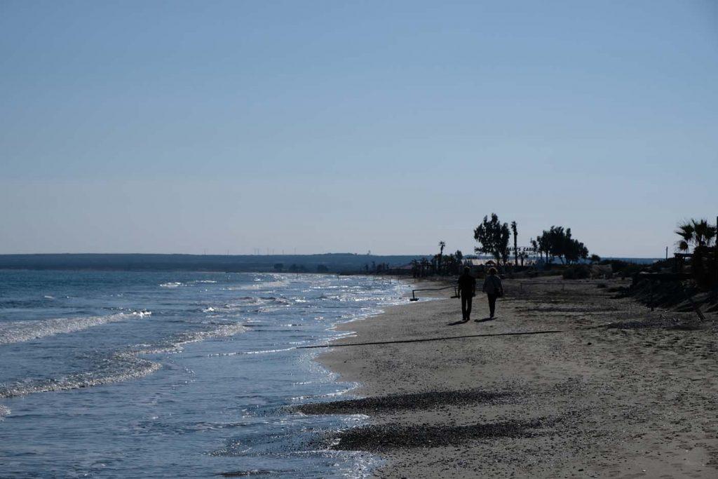 Lady's beach cyprus