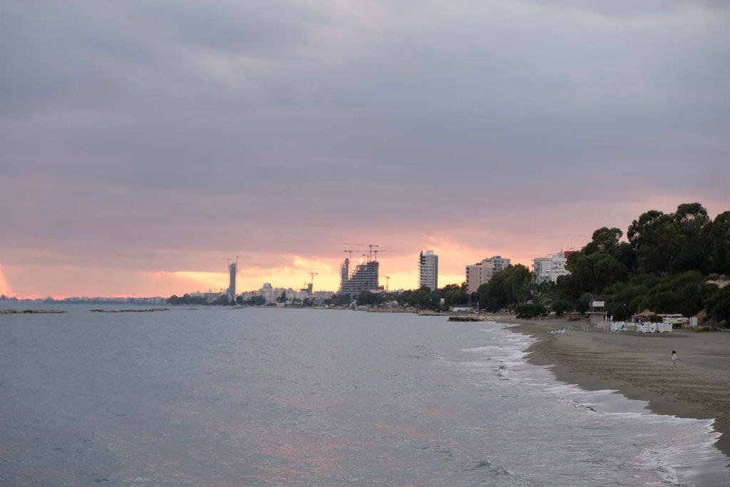 stranden Limassol
