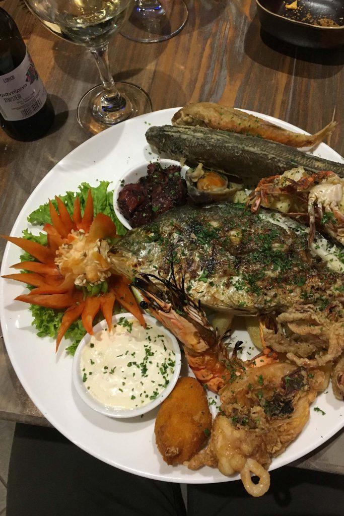 Cyprus eten