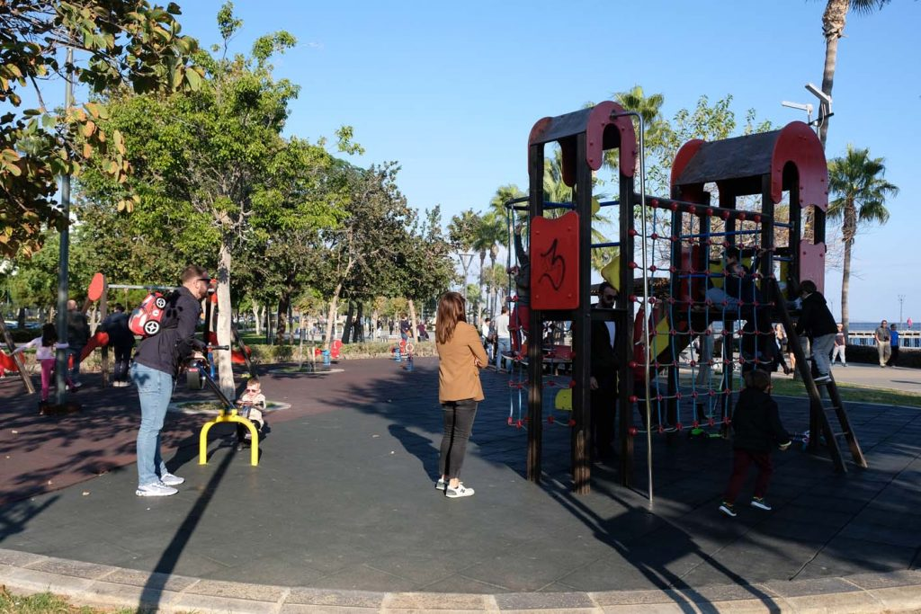 Cyprus speeltuin