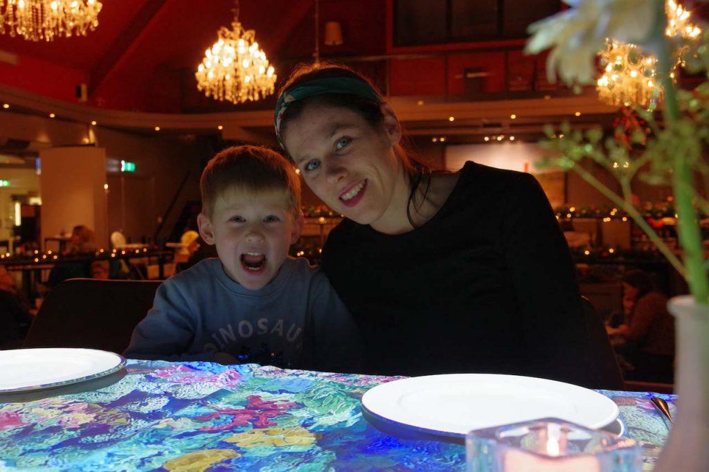 Restaurants let petit chef krim texel