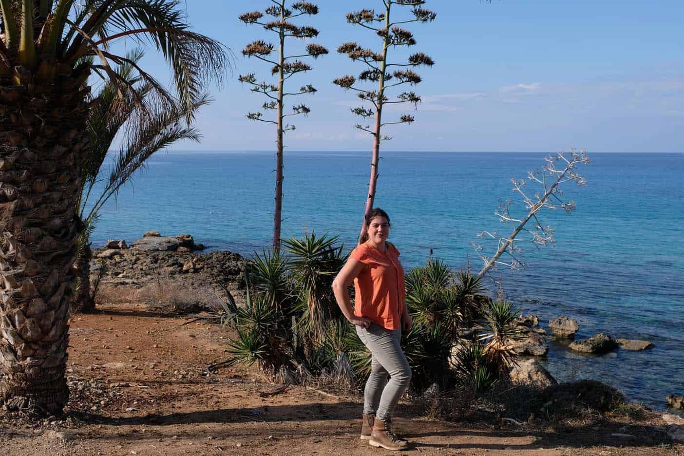 Konnos strand cyprus