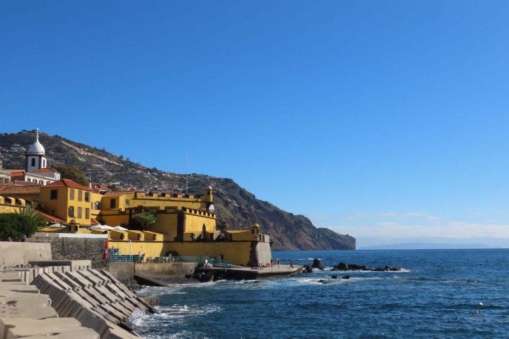 Madeira fort