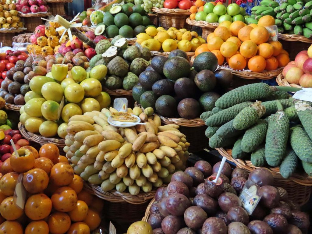 Funchal fruit