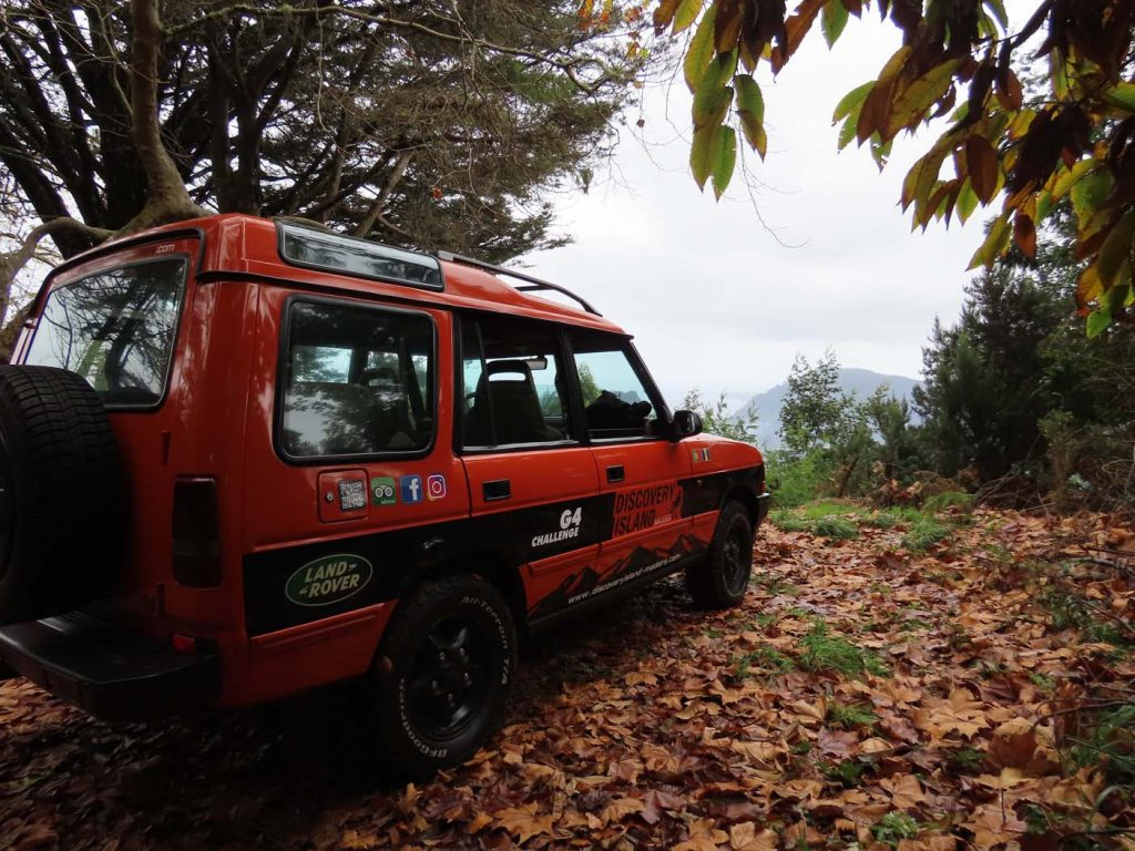 off road madeira
