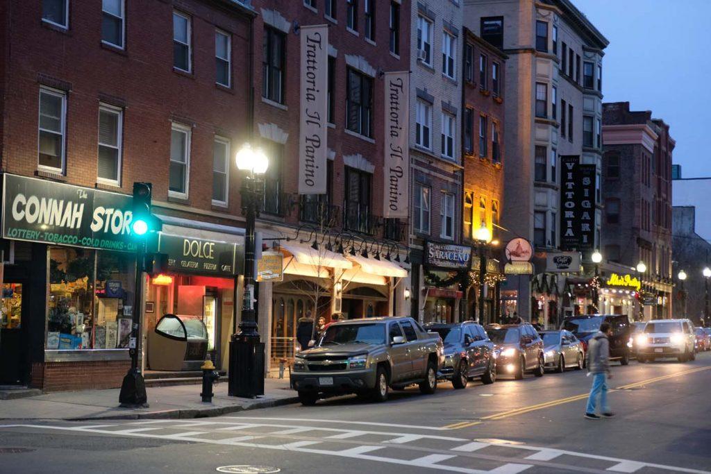 Boston centrum