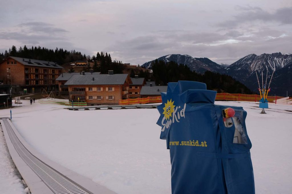 Brandnertal skigebied