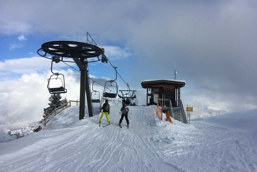 skigebied Brandnertal