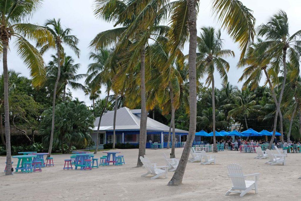 Stranden Islamorada
