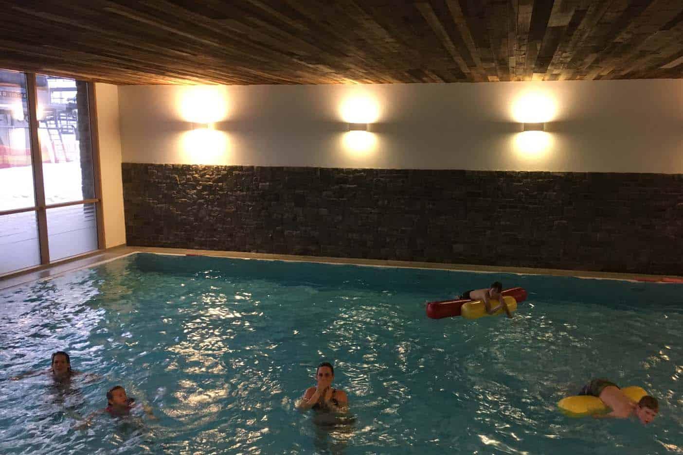 Landal Brandnertal zwembad