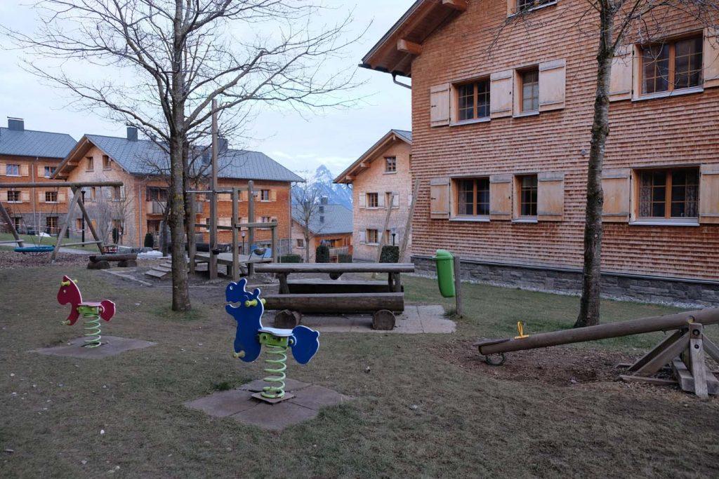 Landal Brandnertal speeltuin