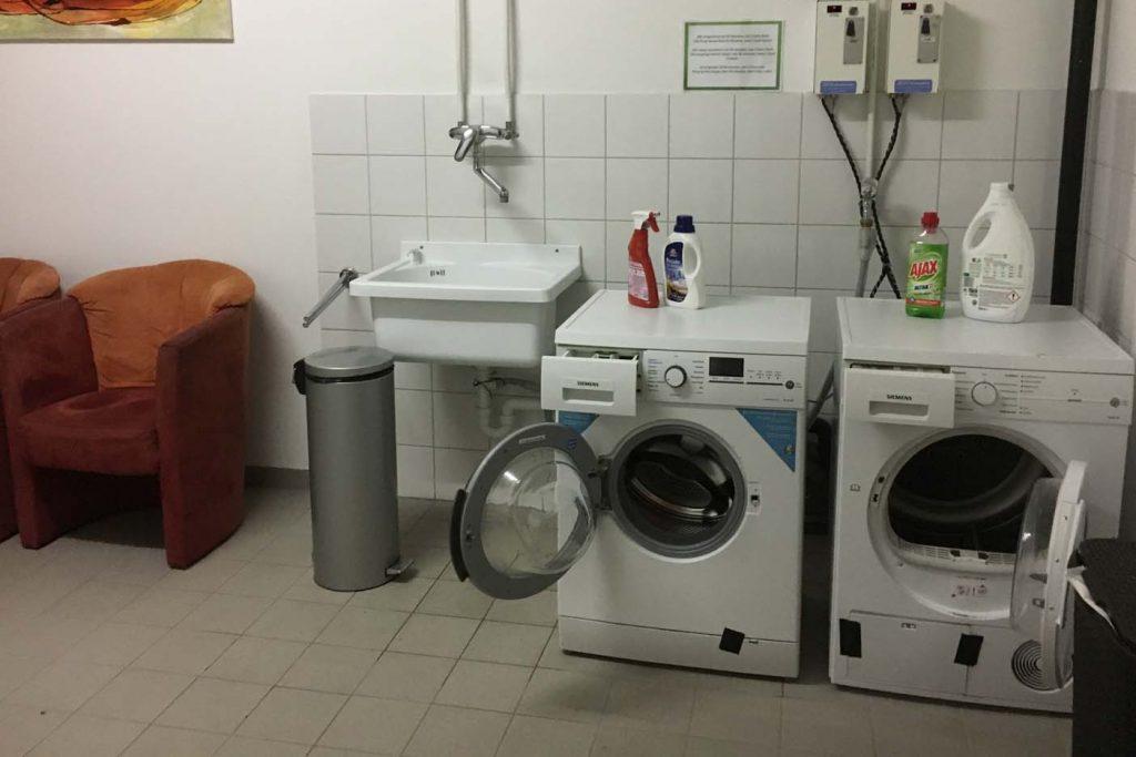 Landal Chalet martin wasmachine