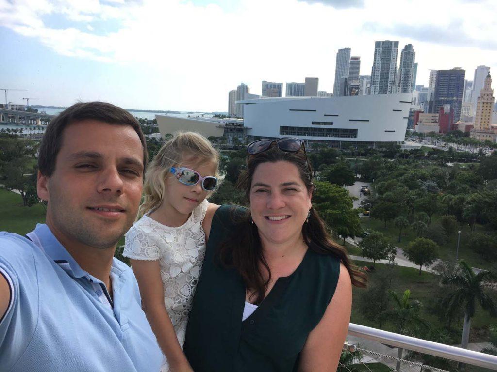 Miami met kinderen
