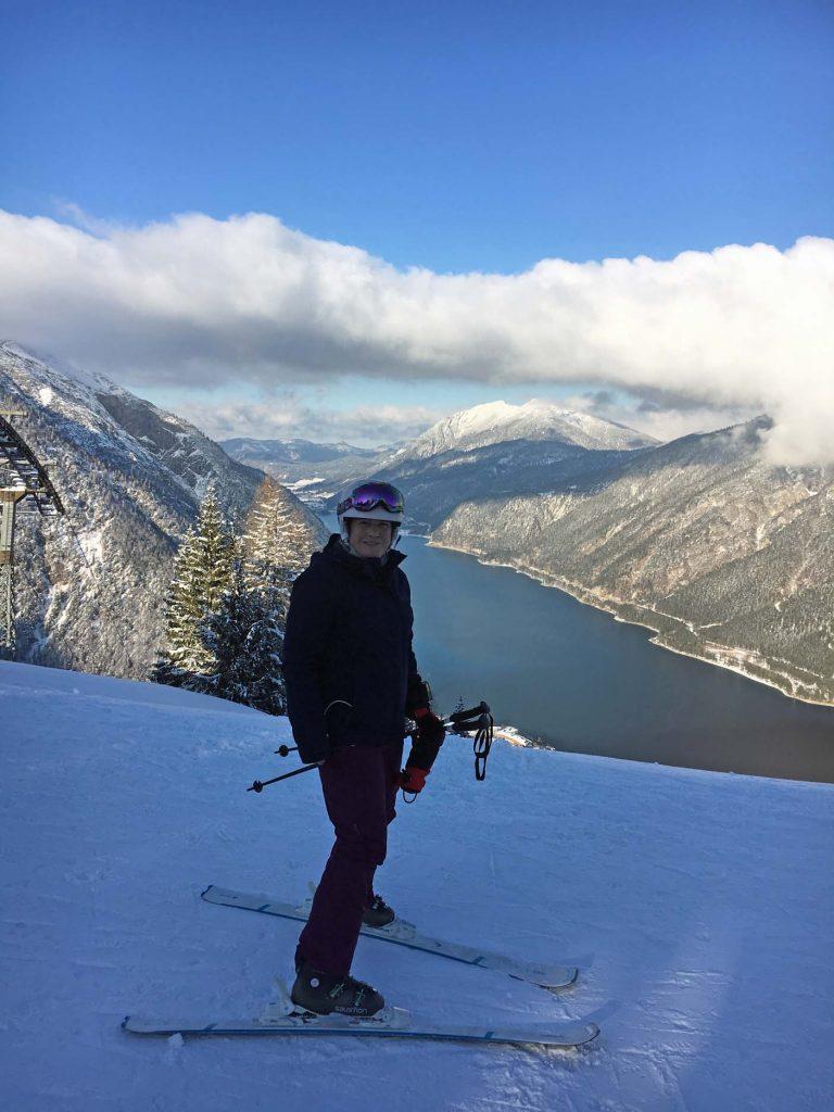 Skien achensee