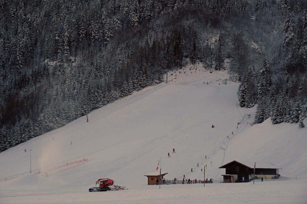 Skien achensee planberg