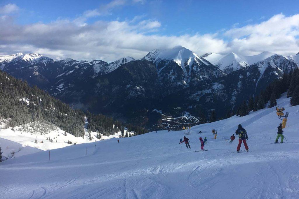 gastein skigebied