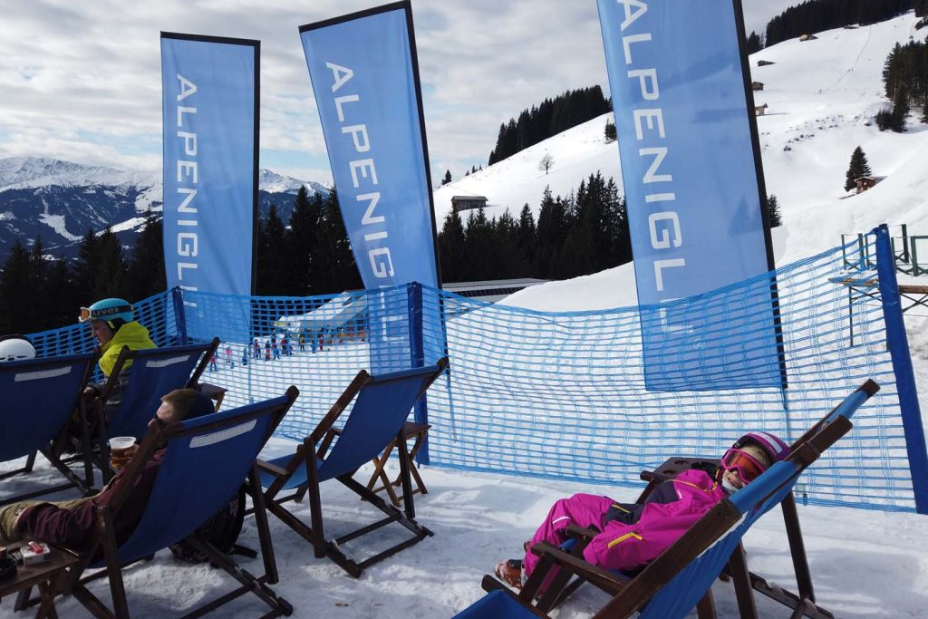 Skigebied brixen iglo