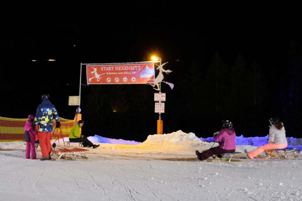 Skigebied soll sleetje rijden