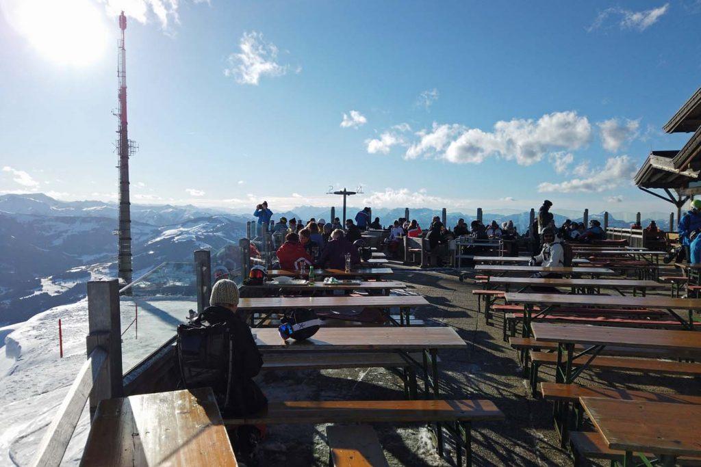Skigebied Hohe Salve