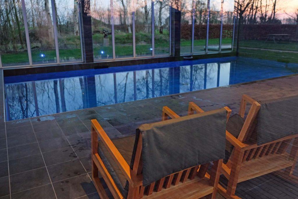 texel hotel zwembad