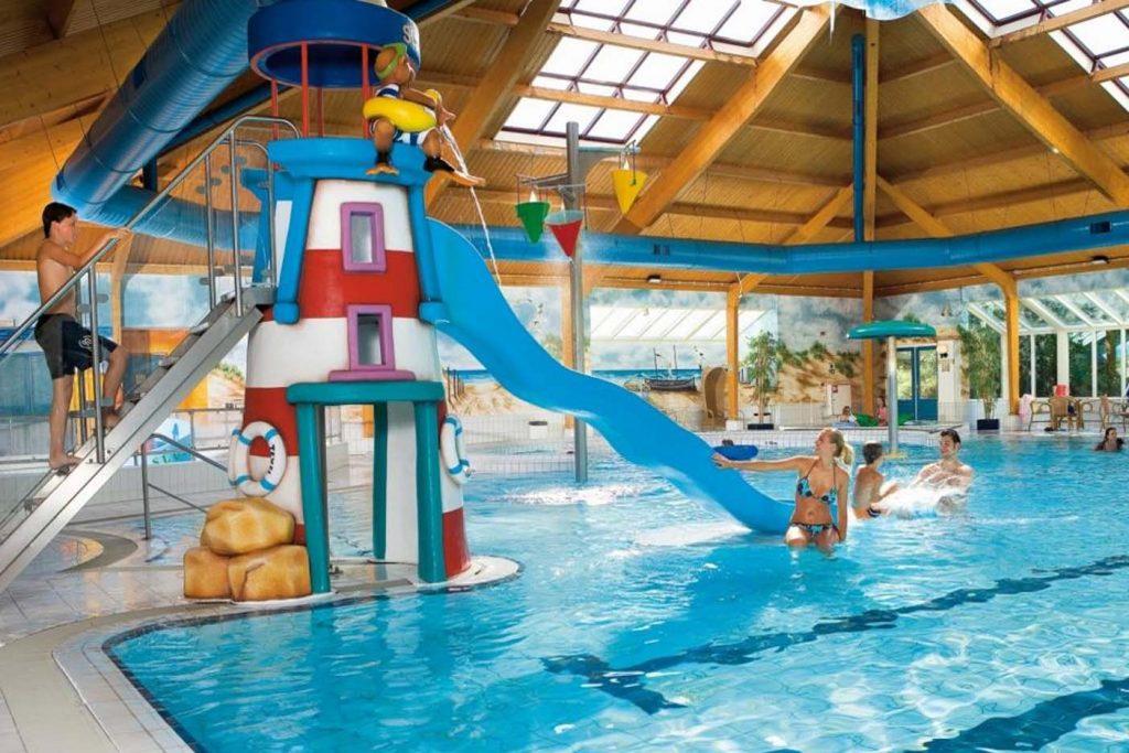 Texel landal vakantiepark zwembad