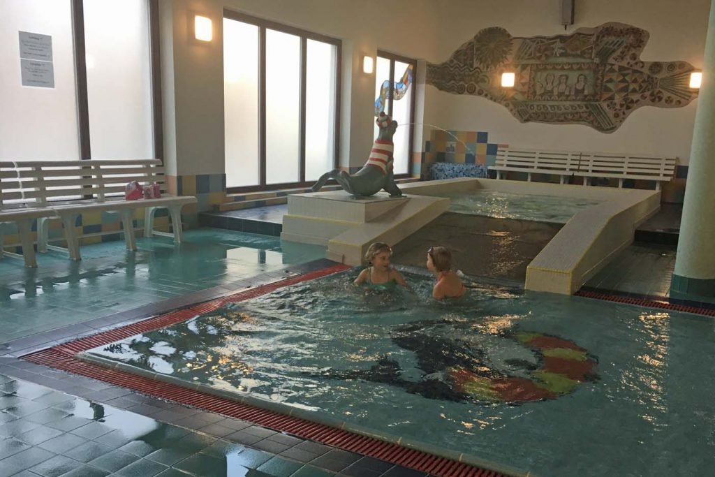 Zwembad ellmau