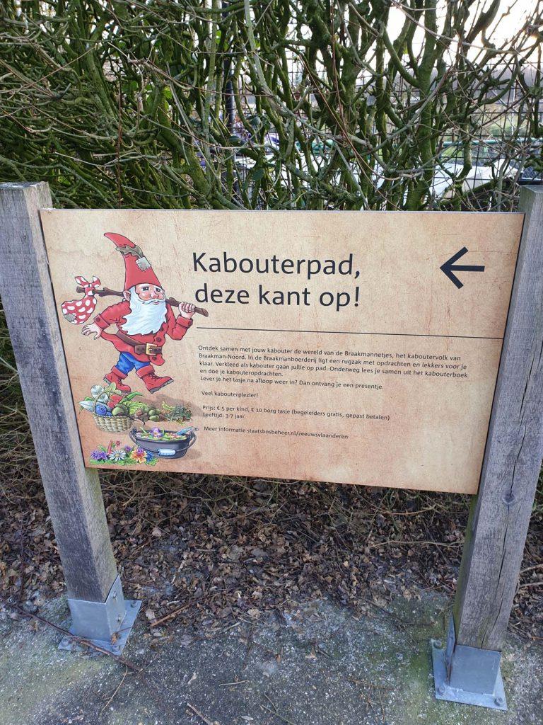 Kabouterpad Zeeuws Vlaanderen