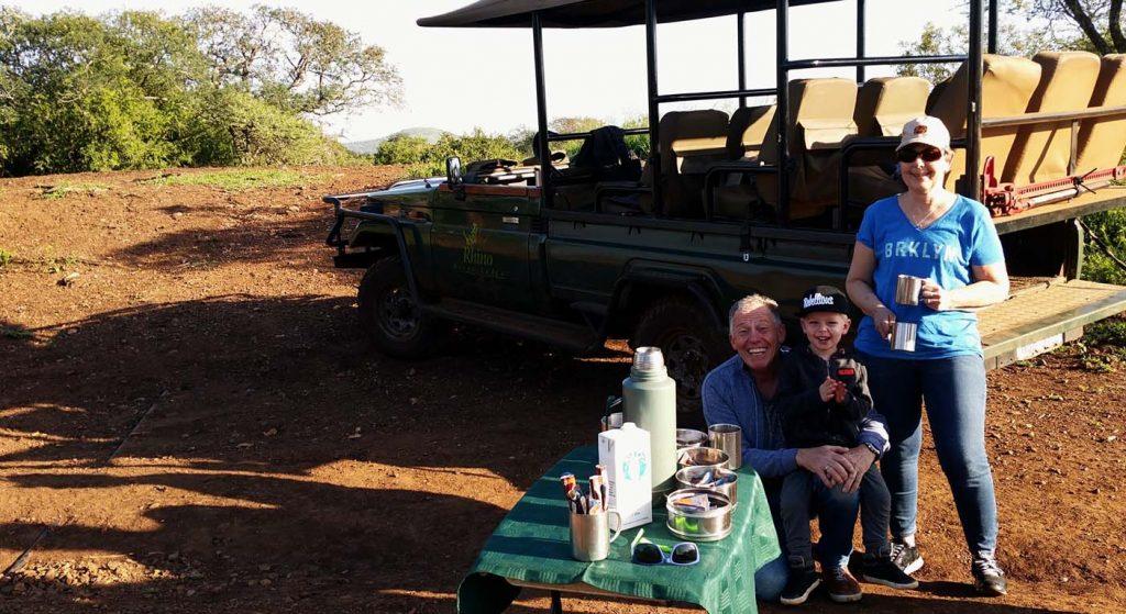 multigeneratie vakantie