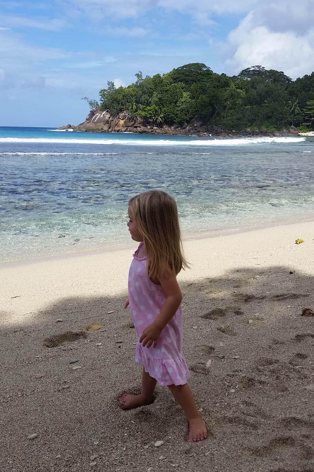 Seychellen met kinderen