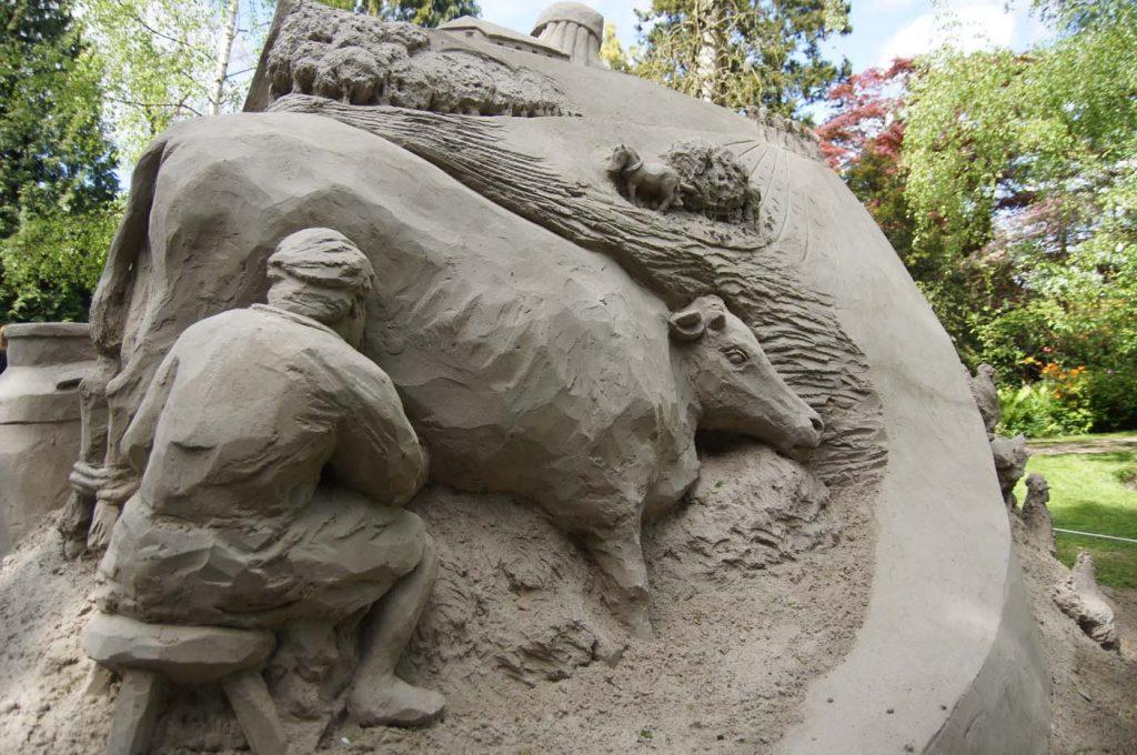 Veluws Zandsculpturenfestijn