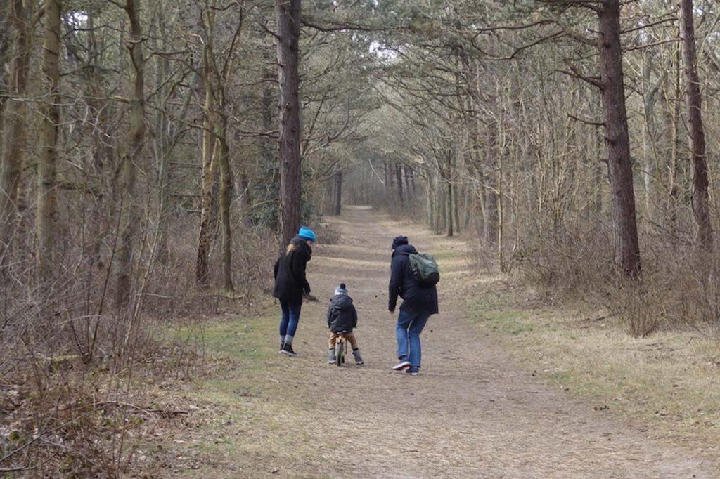 Texel wandelroutes