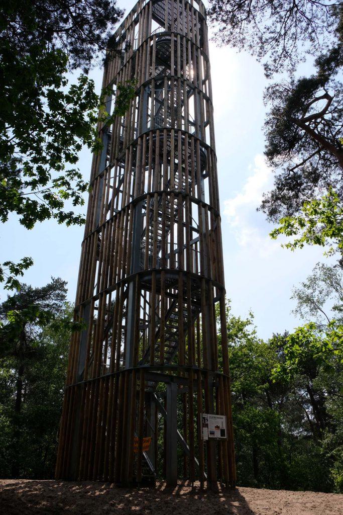 Uitkijktoren herperduinen