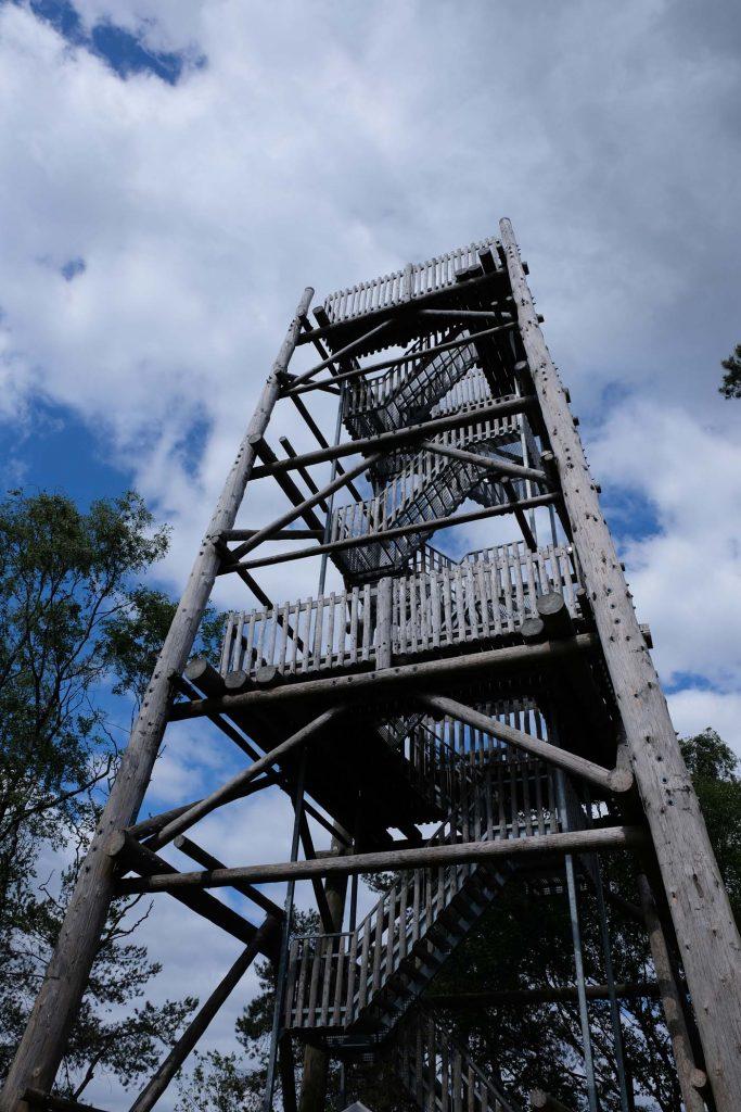 Uitkijktoren elspeetse heide