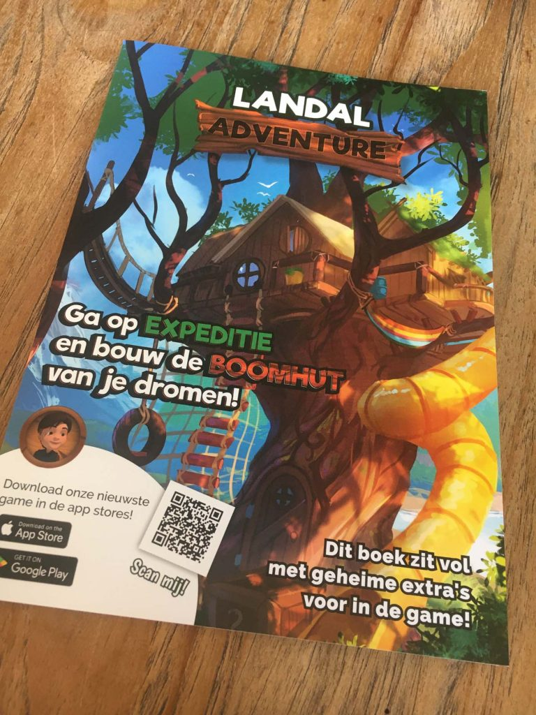 Landal Adventure Game