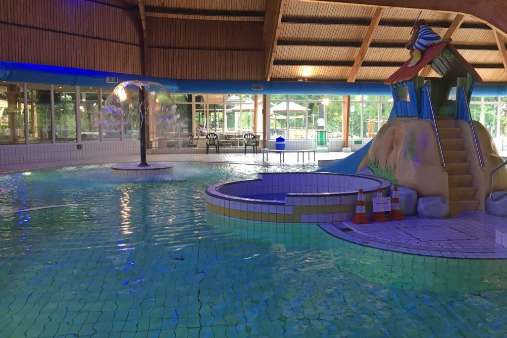Landal miggelenberg zwembad