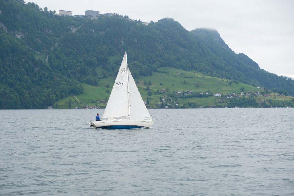 vierwoudstedenmeer boot