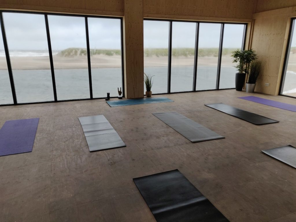 yoga camperduin