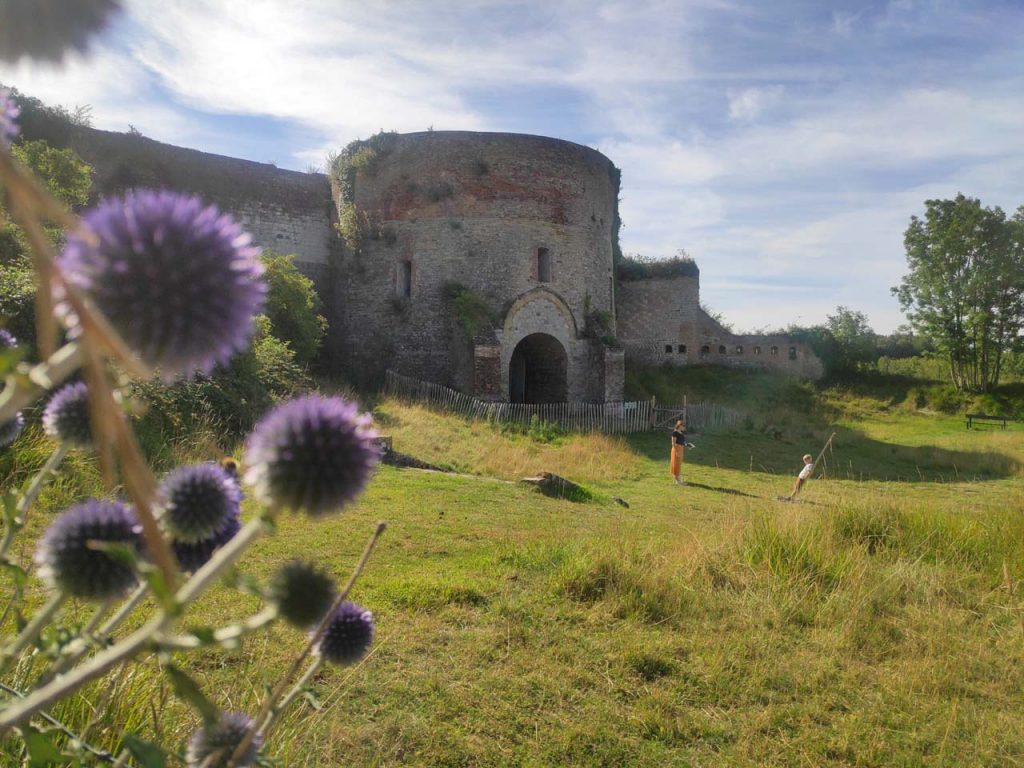 Citadel van Montreuil-sur-Mer