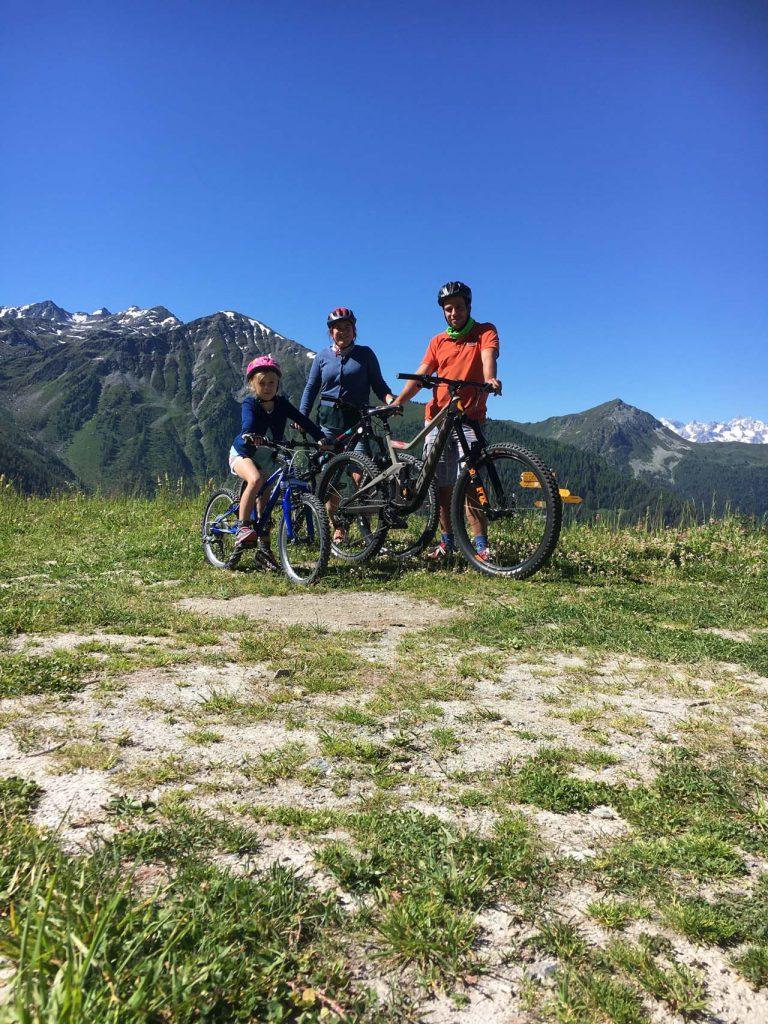 Mountainbiken voor kinderen