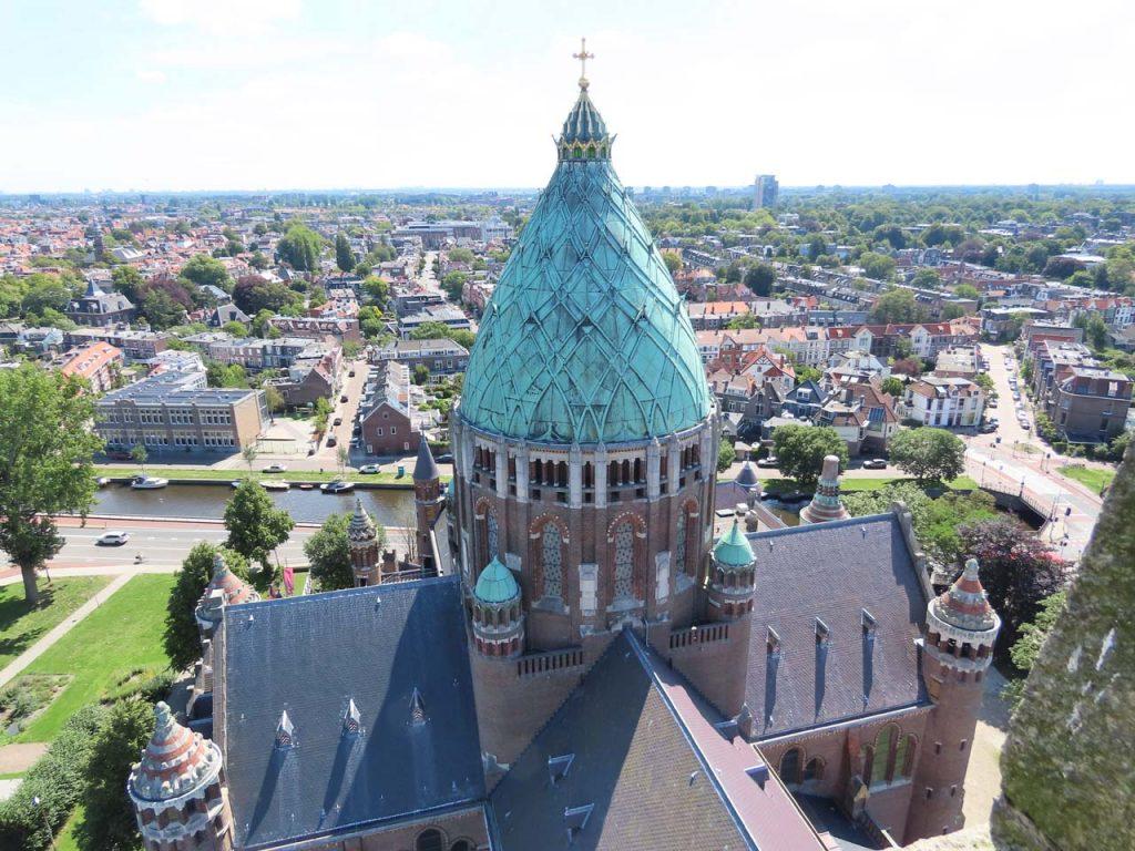 De Wezens van de Kathedraal in Haarlem