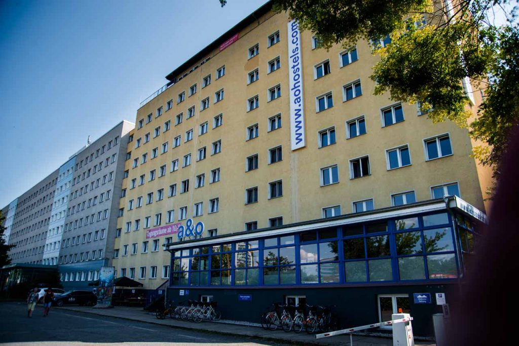 A&O Hostel dresden