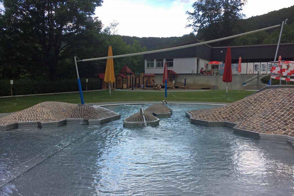 zwembad Blaubeuren