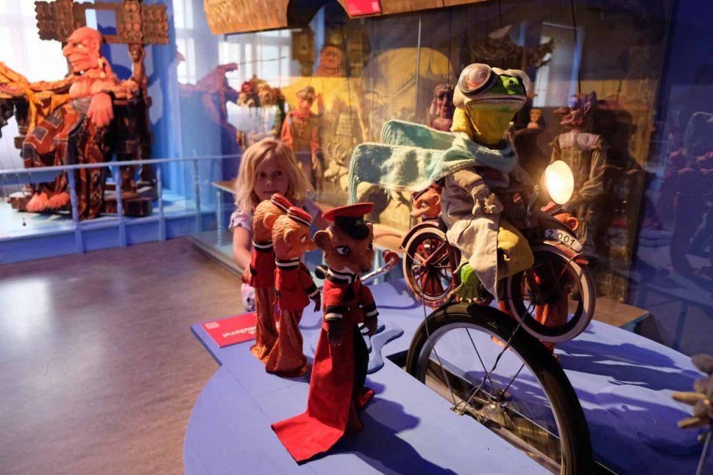 Marionetten museum Pilsen