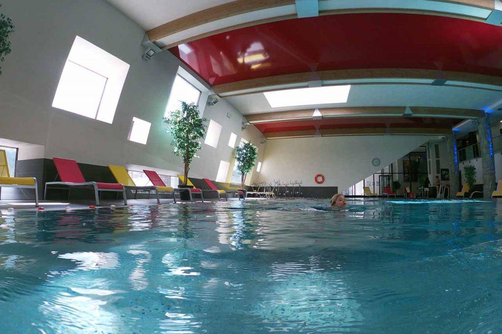 flaine zwembad